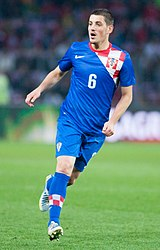 Arijan Ademi - Croatia vs. Portugal, 10th June 2013 (cropped).jpg