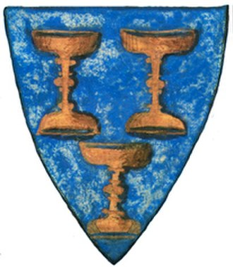 Coat of arms of Galicia (Spain) - Image: Armorialsegar XIII