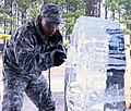 Army Reserve team earns bronze in ice sculpting 150311-A-AA999-001.jpg