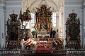 Arnsdorf - Wallfahrtskirche Maria im Mösl - Innenraum 3.jpg