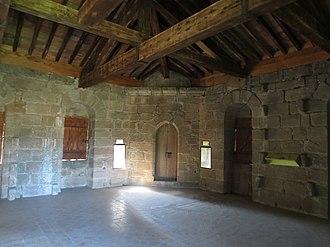 Arques, Aude - Image: Arques Château 28