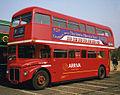 Arriva Heritage Fleet Routemaster bus RML901 (WLT 901), 2007 Cobham bus rally.jpg