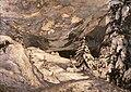 Artgate Fondazione Cariplo - Carcano Filippo, In pieno inverno o Inverno in Engadina.jpg