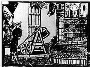 Poggibonsi - Siege of Poggiobonizio by Charles I of Anjou.