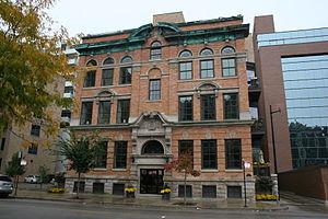 Assumption School - Assumption School building