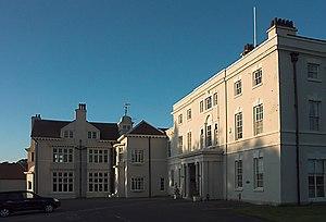 Aston Hall, Aston-on-Trent - Aston Hall