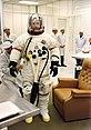 Astronaut David R. Scott suiting up.jpg