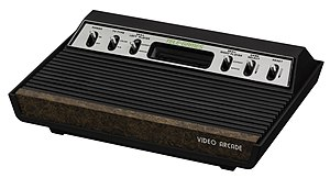 "Atari 2600 - Sears got a rebranded ""Video Arcade"" 2600 for its Tele-Games line."