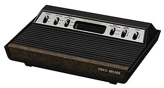 "Atari 2600 - Sears rebranded the VCS as the ""Video Arcade"" for its Tele-Games line."