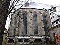 Außenansicht St. Georg Dinkelsbühl Chor mit Sakristei.JPG
