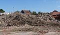 Auberchicourt - Démolition des Grands bureaux de la Compagnie des mines d'Aniche le 2 septembre 2013 (07).JPG
