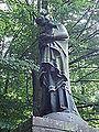 Aubevoye - Statue de la Vierge Noire 2.JPG