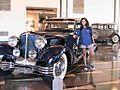 Auburn Cord Duesenberg Automobile Museum (4967685944).jpg