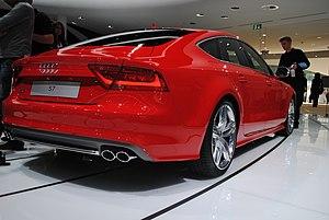 Audi A7 - Audi S7 (pre-facelift)