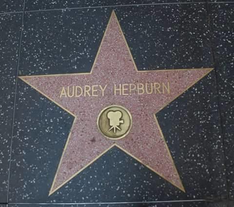AudreyHepburnWoF