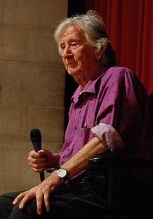 Boal presenterer en workshop om Riverside Church i New York, 13. mai 2008.