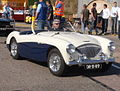 Austin Healey 100-4 dutch licence registration DR-11-89 pic2.JPG