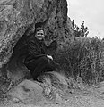 Author Lorin Morgan-Richards at Vasquez Rocks (33685764943).jpg