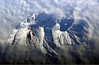 Avachinsky - Image: Avachinsky Volcano, Kamchatka Peninsula