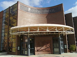 Aviation Trail Visitor Center and Museum.JPG