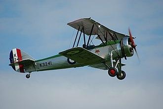 Avro Tutor - The Shuttleworth Collection's Avro Tutor K3215/G-AHSA