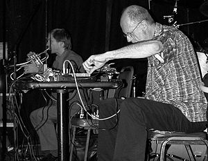 Keith Rowe - Axel Dörner and Keith Rowe in Chicago, Illinois, 22 September 2004