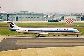 China Northern Airlines Flight 6136 2002 passenger plane crash in Bohai Bay, Liaoning, China
