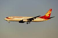 B-2652 - Grand China Air - Boeing 737-84P - PEK (16749120766).jpg