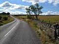 B3357 near Princetown - geograph.org.uk - 211515.jpg
