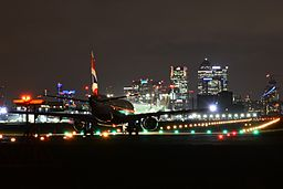 BACF departure London city Airport