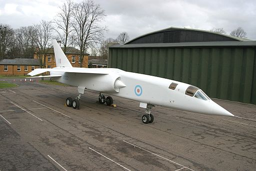 BAC TSR-2 - Mike Freer