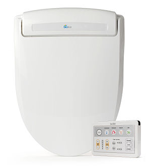 Bidet - Add-on electronic toilet seat bidet
