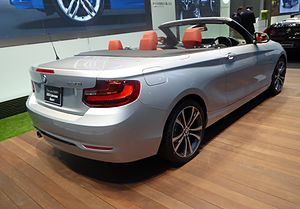 BMW 2 Series (F22) - Convertible