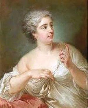 Françoise Eléonore Dejean de Manville - Françoise Éléonore de Boufflers