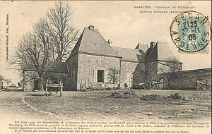 Baâlons - Géraumont in 1905