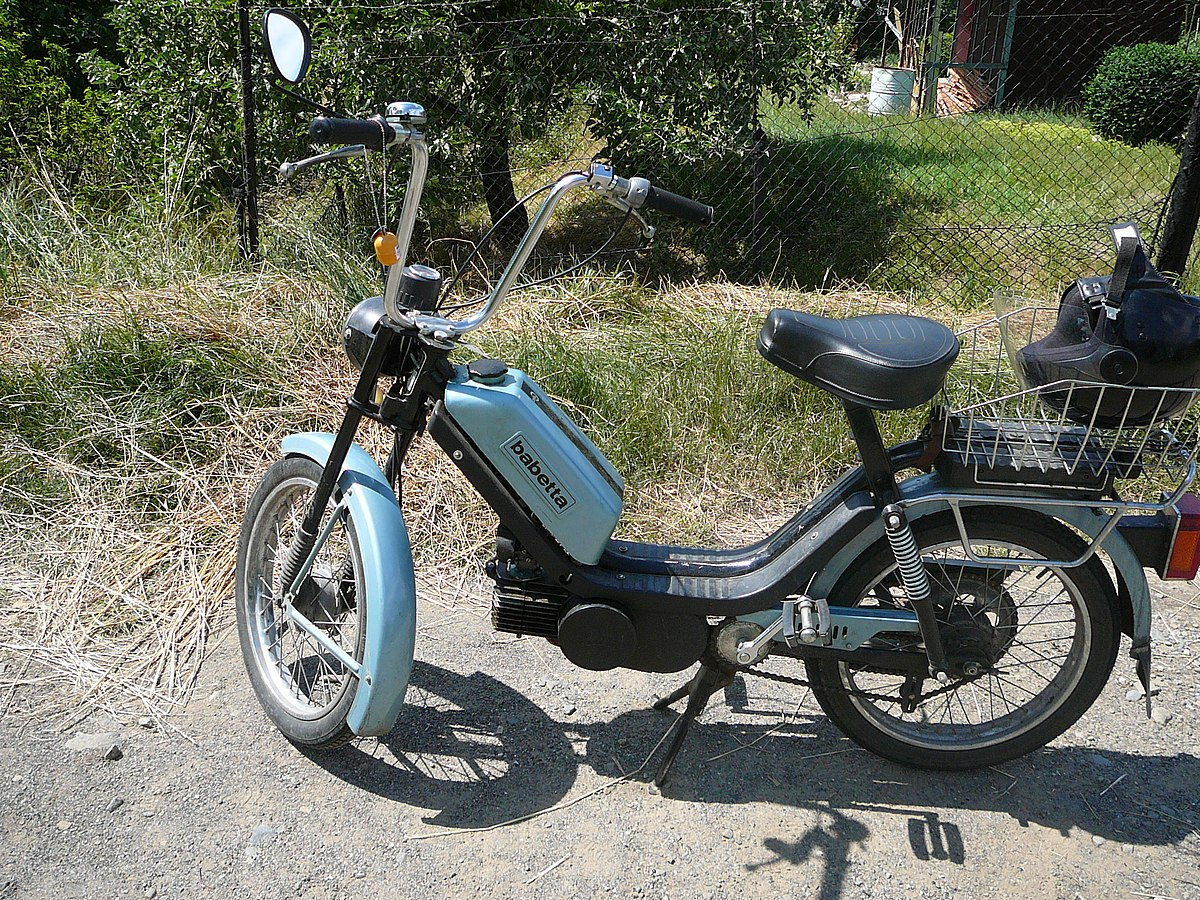 Used 50cc mopeds 15