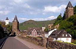 Bacharach, Steeger Tor