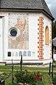 Bad Kleinkirchheim St Oswald Kirchweg 16 Pfarrkirche hl Oswald Christophorus-Fresko 17092015 7563.jpg