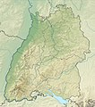 Baden-Wuerttemberg relief location map.jpg