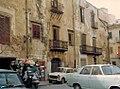 Baglio Crociferi 1979 la residenza dei Padri Crociferi con cappella alla destra del prospetto.jpg