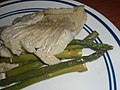 Baked fillet with asparagous.JPG