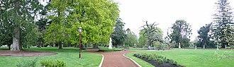 Lake Wendouree, Victoria - Ballarat Botanical Gardens