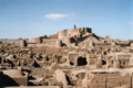 Bam Citadel, Before the 2003 Earthquake.png