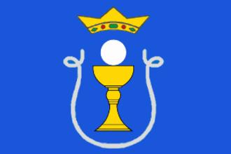 Cambados - Image: Bandera Cambados