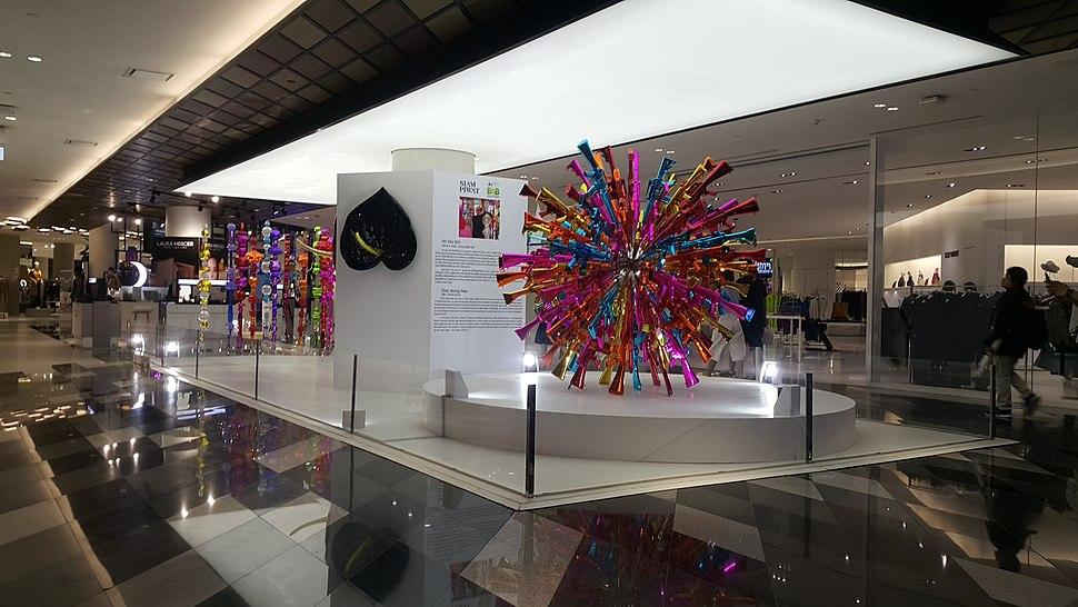 Bangkok Art Biennale 2018 03