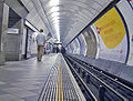 Bank underground station - northern line - platform - London - 240404.jpg