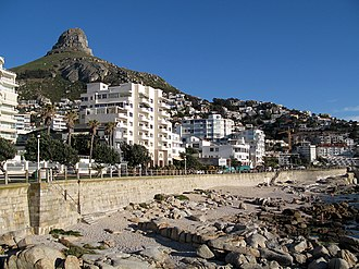 Bantry Bay, Cape Town - Image: Bantry Bay (1781098161)