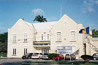 Government of Barbados - Image: Barbadian Prime Minister's Office