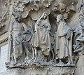 Barcelona Sagrada familia sculptures in the Nativity Facade 2017 07.jpg