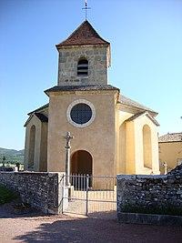 Barizey (Saône-et-Loire, Fr) église.JPG